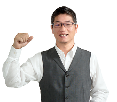 ガイソー大分 代表 坂井泰久